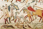 Normans and Anglo Saxons