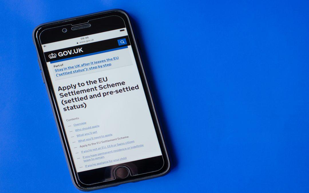 June 30th Deadline Approaching: The EU Settlement Scheme