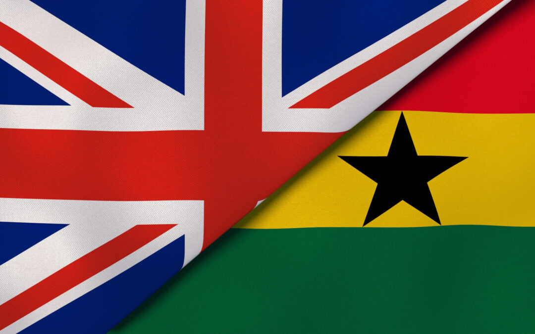 From Ghana To The UK: A Circle Of Immigration